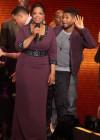 Oprah & Usher