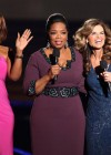 Gayle King, Oprah and Maria Shriver