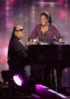 Stevie Wonder & Oprah