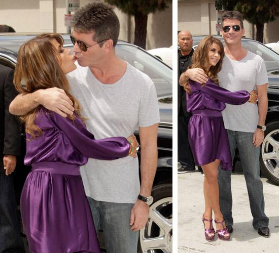 paula and simon dating 2011