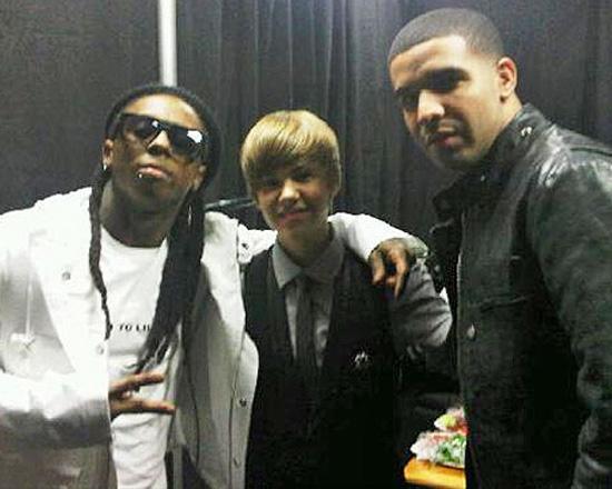 Lil Wayne Justin Bieber Hair. Lil Wayne.