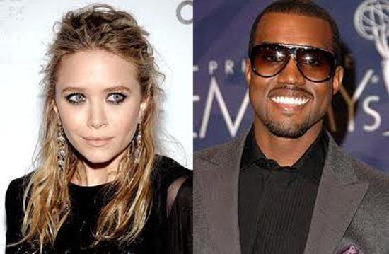 Kanye West and Olsen