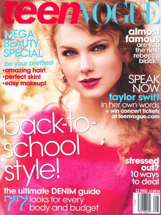 Taylor Swift Long Live Cover. Taylor Swift channels a young