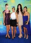 Kendall Jenner, Kim Kardashian, Kylie Jenner and Kourtney Kardashian