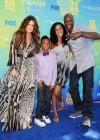 Khloe Kardashian, Lamar Jr., Destiny and Lamar Odom