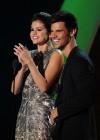 Selena Gomez & Taylor Lautner