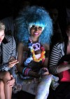 Jessica Hart, Nicki Minaj and Lynn Yaeger