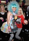 Nicki Minaj & Betsey Johnson