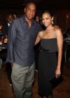 Jay-Z & Zoe Saldana