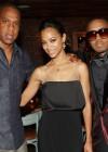 Jay-Z, Zoe Saldana & Nas