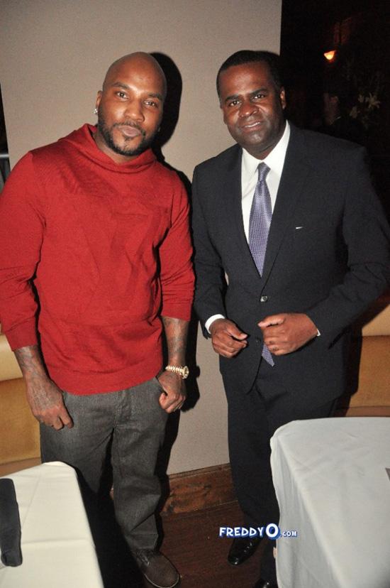 Mayor Kasim Reed Atlanta >> Young Jeezy and Atlanta Mayor Kasim Reed