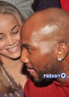 Young Jeezy and his new girlfriend Jasmine Sanders