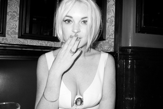 Lindsay Lohan To Pose For Playboy | Radar Online