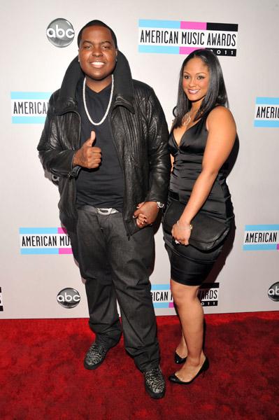 Sean Kingston Shows Off New Girlfriend Maliah Michel