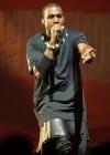 Kanye West performing in Washington, D.C. - November 3rd 2011
