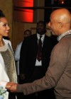 Alicia Keys & Russell Simmons