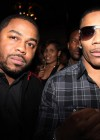 Producer Just Blaze & Nelly