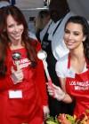 Jennifer Love Hewitt & Kim Kardashian