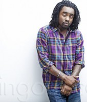 Wale for Rolling Out Magazine