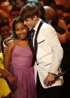 Sasha Obama & Justin Bieber