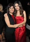 Victoria Justice with her mother Serene Justice