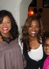 Jamie Foster Brown with Kandi and her daughter