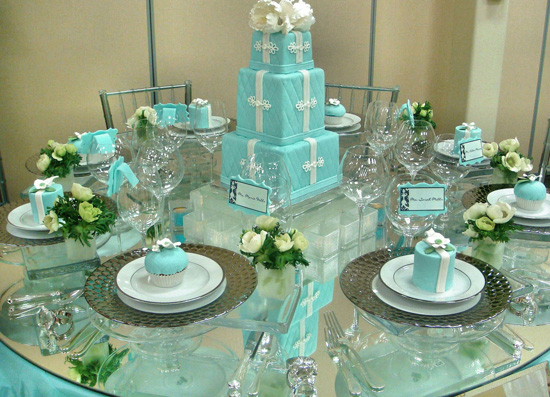 Cake Table Decor For Baby Shower