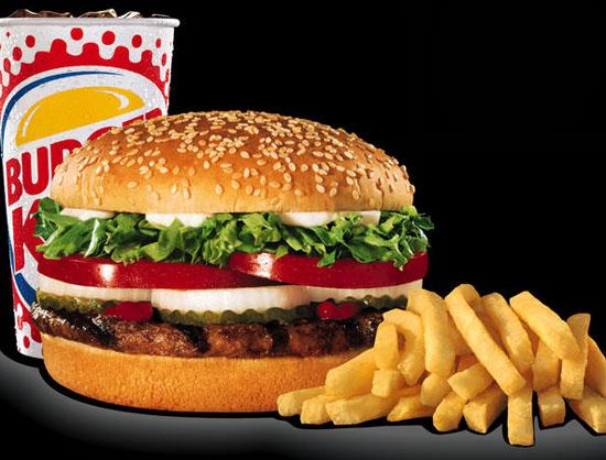 Burger King Olut