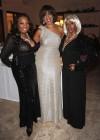Star Jones, Gayle King and Janice Combs