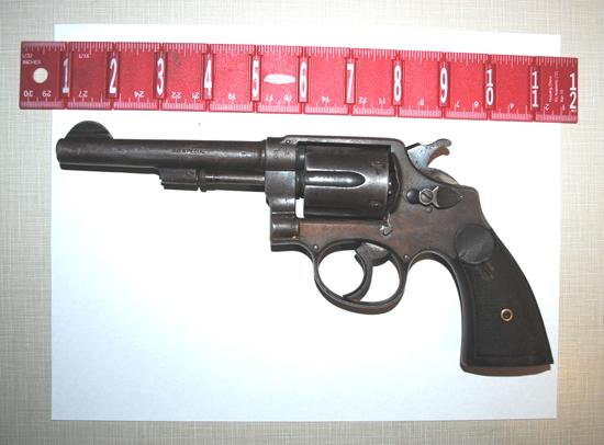 Pistol in anus photo 193