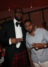 LeBron James and Nas