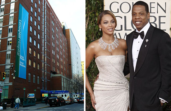 Lenox Hill Hospital Denies Allowing Beyonce And Jay Z To