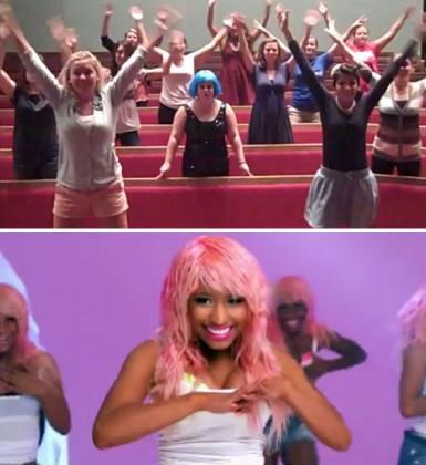 Nicki Minaj hit goes Christian in Super Grace parody