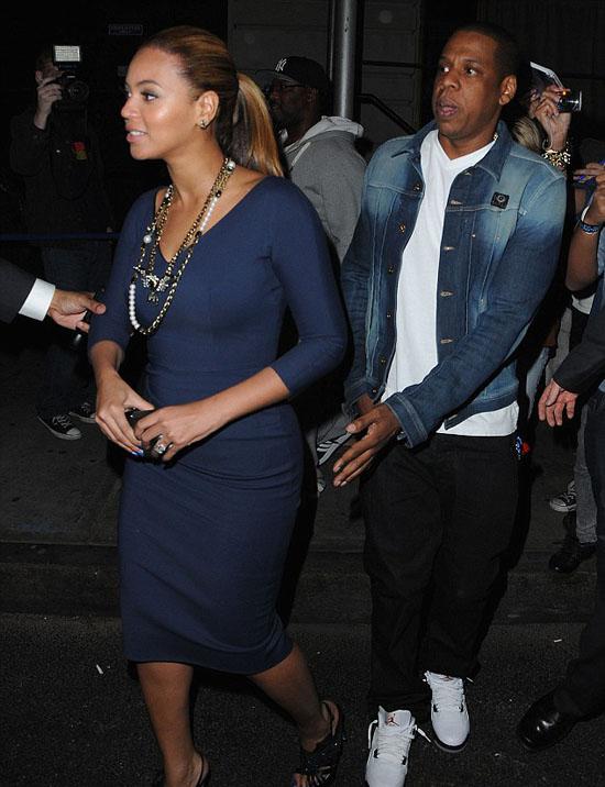 Jay Z Blue Shoes
