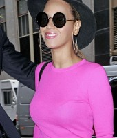 Beyonce in New York City (Mar 29)