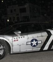 Chris' custom Lamborghini