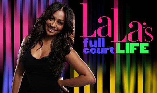 La La's Full Court Life movie