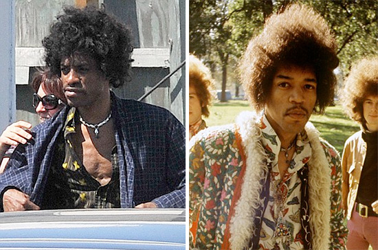 first look andre 3000 as jimi hendrix photos. Black Bedroom Furniture Sets. Home Design Ideas
