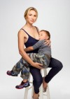 Jamie Lynne Grumet says she isn't shy about breastfeeding her almost 4-year-old son in public.