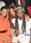 Trina, Monica and Lil Wayne