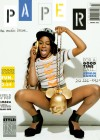 Azealia Banks covers Paper Magazine's 2012 Summer Music Issue