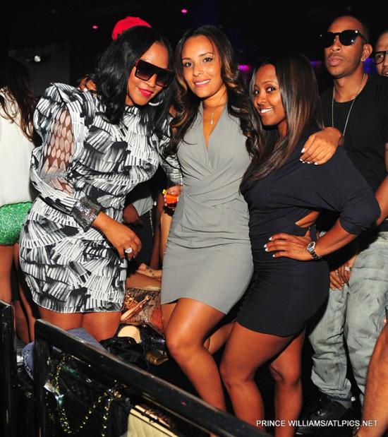 Bood Up Ludacris, Eudoxie, Ne-Yo And Monyetta Double -4133