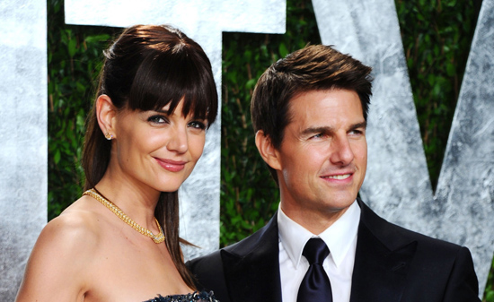 Tom cruise and katie holmes split  are the speculations true?