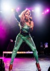 "Lil Kim performing for her ""Return of the Queen"" Tour in Texas"