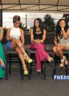 Erica Dixon, Mimi Faust, K.Michelle, Rasheeda, Karli Redd and Josephine Hernandez