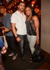 """Phaedra Parks and her husband Apollo (from the """"Real Housewives of Atlanta"""")"""