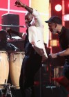 Tyrese and Frankie Beverly