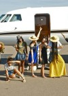 Beyonce, Solange, Angie and friends
