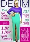 NeNe Leakes Covers Denim Magazine's 1-Year Anniversary Issue