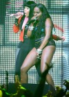 Nicki Minaj and Foxy Brown